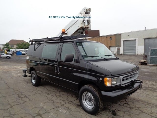 2000 ford e350 bucket van. Black Bedroom Furniture Sets. Home Design Ideas