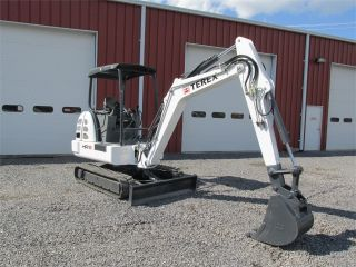 2005 Terex Hr16 photo