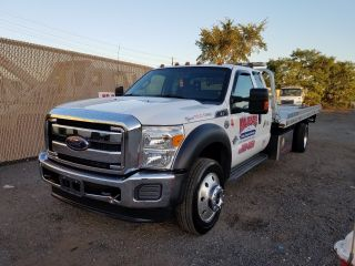 2012 Ford F550 photo