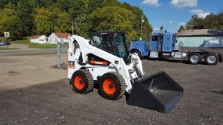 2009 Bobcat S250 Turbo Diesel Skid Steer photo