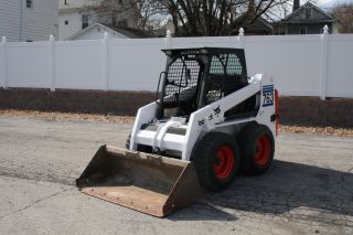 1998 Skid Steer 763f Series photo