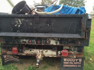 1997 Ford F - 350 Dump/ Plow photo