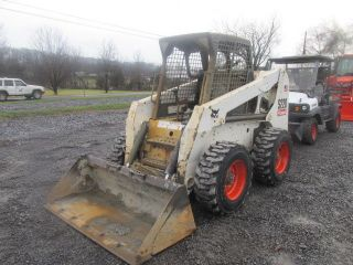 2007 Bobcat S220 Skid Steer Loader photo