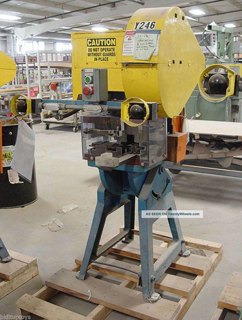 Havir Press Rite 10 Ton Obi Punch Press 7319p Metal Bending Machines photo