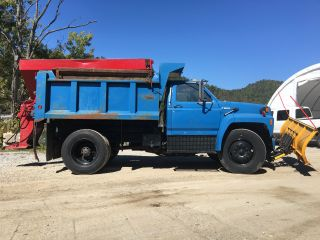 1991 Ford F - 800 photo