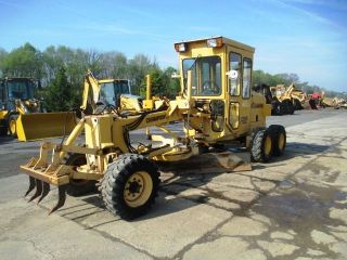 1998 Champion C50a Articulated Motor Grader,  Cab,  Scarifier,  Cummins Diesel photo
