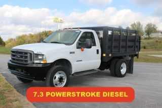 2002 Ford F550 photo