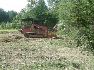 2005 Fecon Ftx90l Crawler Forestry photo