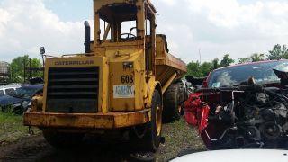 Cat D330b 33 Ton Articulating Dump photo