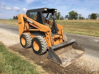 2004 Case 60xt Skidloader (good Machine No Known Issues) photo