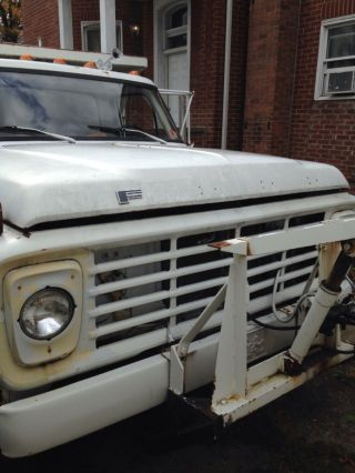 1979 Ford F - 700 photo