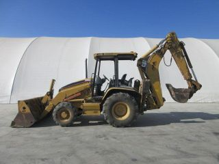 2006 Caterpillar 430d 4x4 Backhoe Backhoe Loaders photo