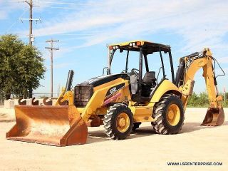 2007 Caterpillar 430e Backhoe - Backhoe Loader - 21 Pics photo