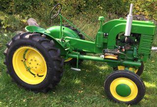 John Deere Model L Tractor Thumb Lgw