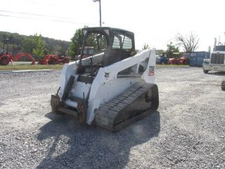 2005 Bobcat T250 Tracked Skid Steer Loader photo