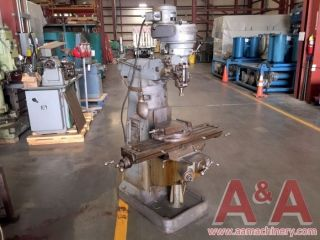 Bridgeport Vertical Milling Machine 24247 photo