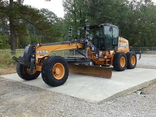 2012 Case 865b Awd Motorgrader photo