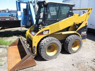2007 Caterpillar 242b Skid Steer With Cat Bucket Arms 2022 Hours photo