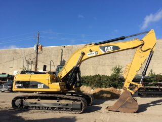 2008 Caterpillar Cat 324dl Excavator; Excellent; 6514 Hrs photo