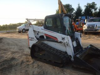 2011 Bobcat T630 Skid Steer Loader photo