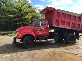 2006 Ford F 750 photo