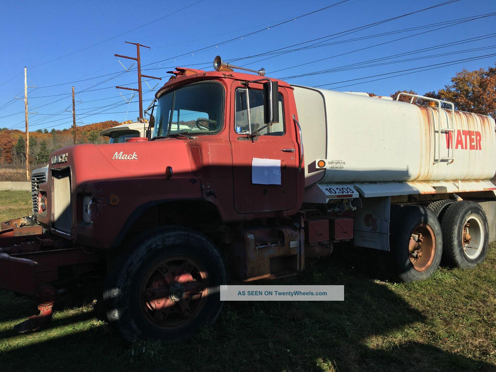1979 Mack Dm685s