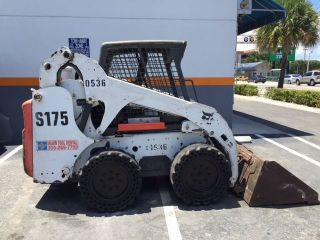 2012 Bobcat S175 Skid Steer Loader photo