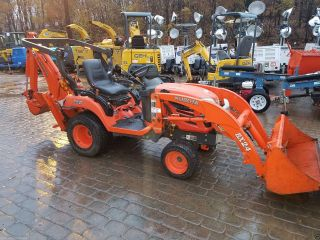 Kubota Bx24 Backhoe photo