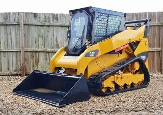 2013 Caterpillar Cat 259b3 Air Heat 10 Mph Compact Track Skid Steer Loader Ctl photo