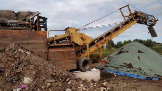 Screen,  Shaker,  Screener,  Topsoil,  Dirt,  Loam,  Compost,  Lindig,  Ezscreener photo