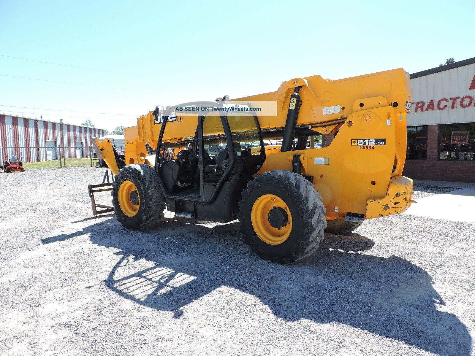 Telescopic Stabilizer Bar Tractor : Jcb telescopic forklift loader lift