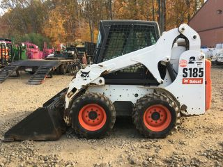 2012 Bobcat S185 Skid Steer photo