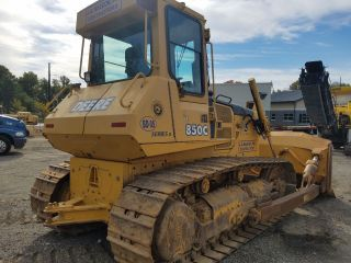 2004 John Deere 850c Ii Crawler Dozer photo
