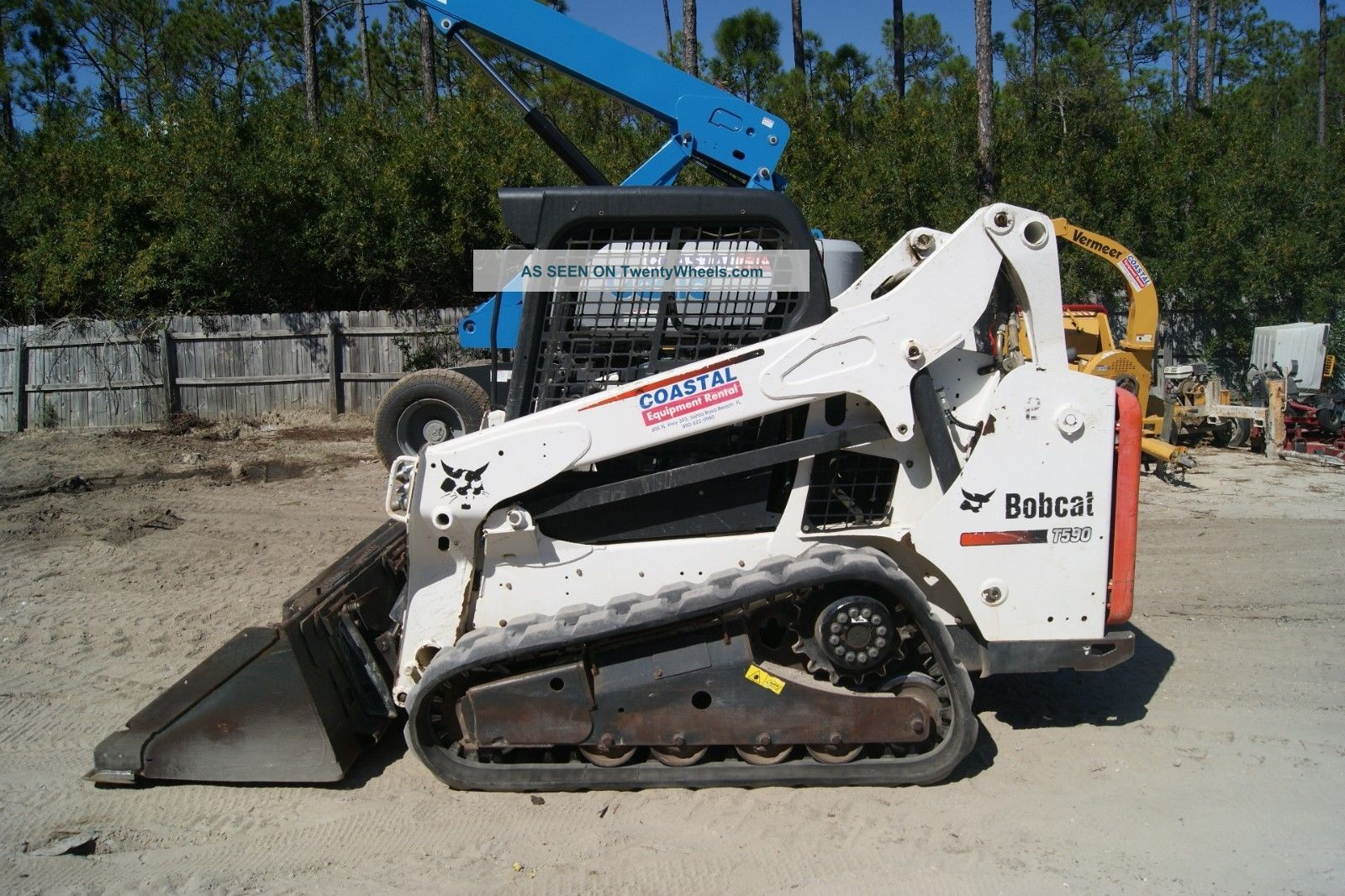 2013 Bobcat T590 Track Loader - Fully Operational & -