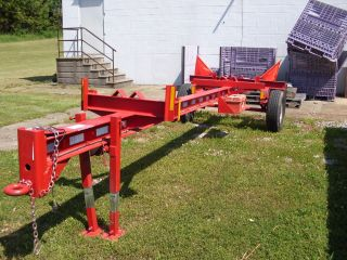 Utility Pole Trailer photo