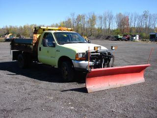 2001 Ford F - 450 photo