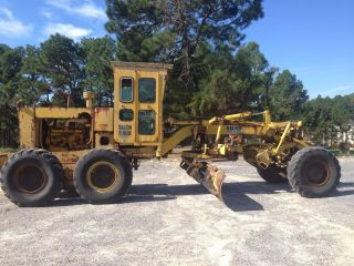 Galion T500 L Motor Grader photo