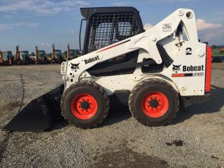 2011 Bobcat S650 Skid Loader photo