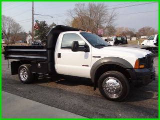 2005 Ford F450 photo