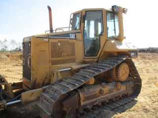2006 Caterpillar D6nxl Cab Bulldozer With 6 Way Blade photo