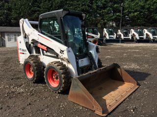 2013 Bobcat S590 Skid Steer photo