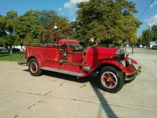 1928 American Lafrance photo