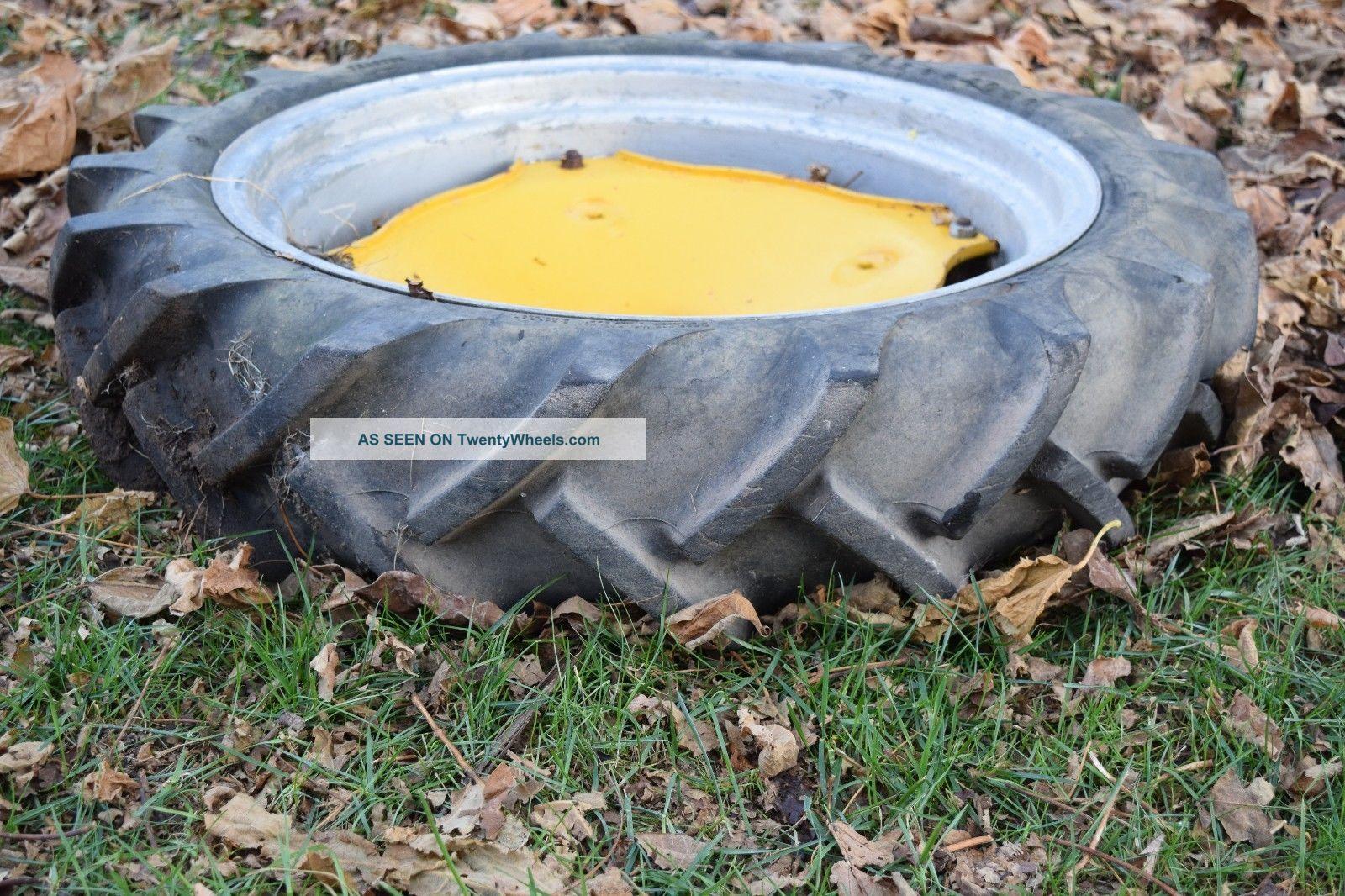 Farmall Rear Rims : Farmall cub rear wheels and tires