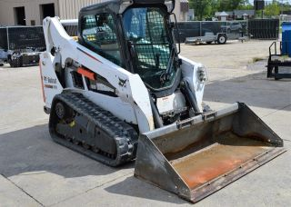 Bobcat T590 Compact Track Loader photo