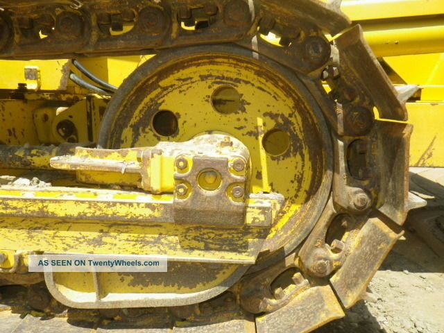 Komatsu D21a - 7 Bulldozer 6way Pat, Yr 2003 Low Hr Dozer Crawler
