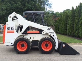 2006 Bobcat S175 Rubber Tire Skid Steer photo