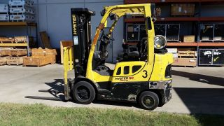 Hyster 50 Fortis Forklift S50ft Advance - We Ship photo