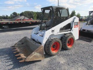 2006 Bobcat S130 Skid Steer Loader photo