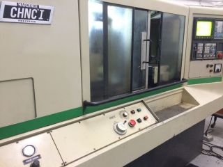 Hardinge Chnc 1 Lathe Pneumatic photo