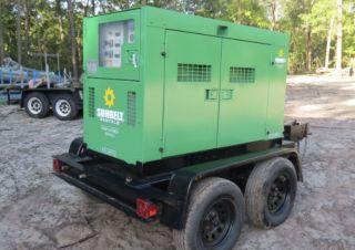 2006 Multiquip 45ssiu3 36 Kw Diesel photo